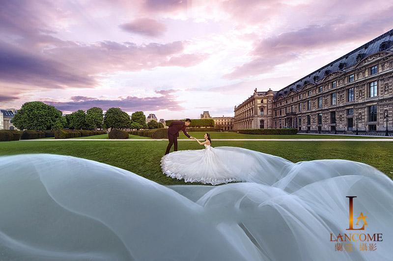 海外婚纱照